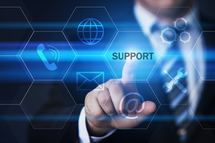 software development - support