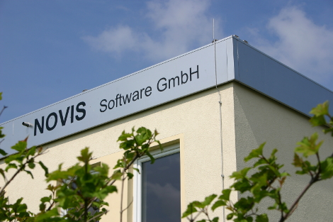 NOVIS company building